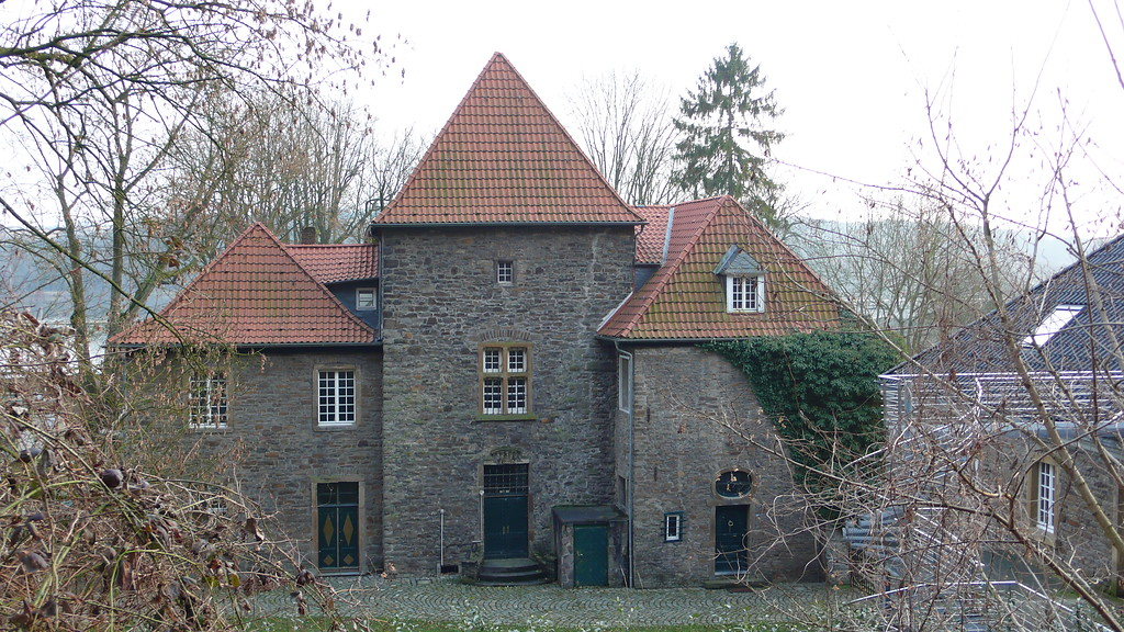 Schloss Baldeney in Essen-Bredeney (2009)