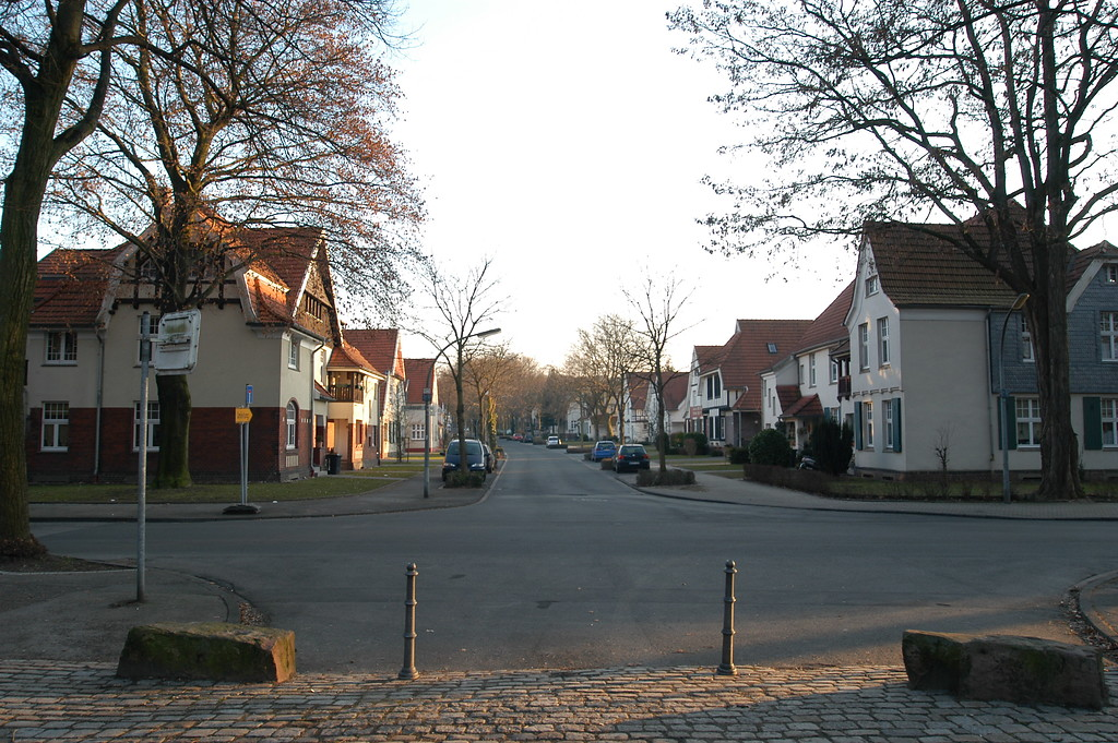 Siedlung Teutoburgia in Herne (2006)