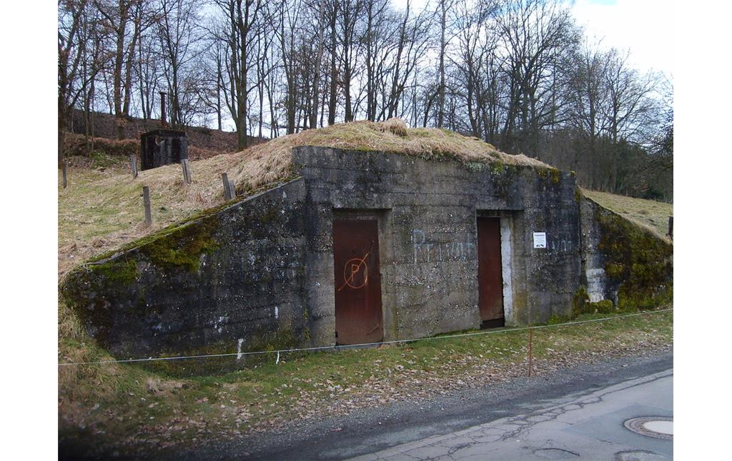 Flakbunker in Wipperfließ (2009)