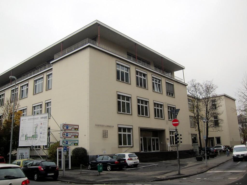 Eichendorf Gymnasium Koblenz