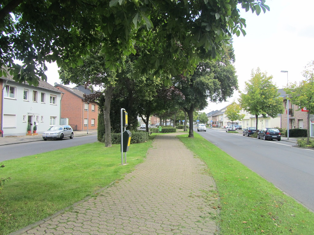Wendelinusstraße in Berrenrath (2014)
