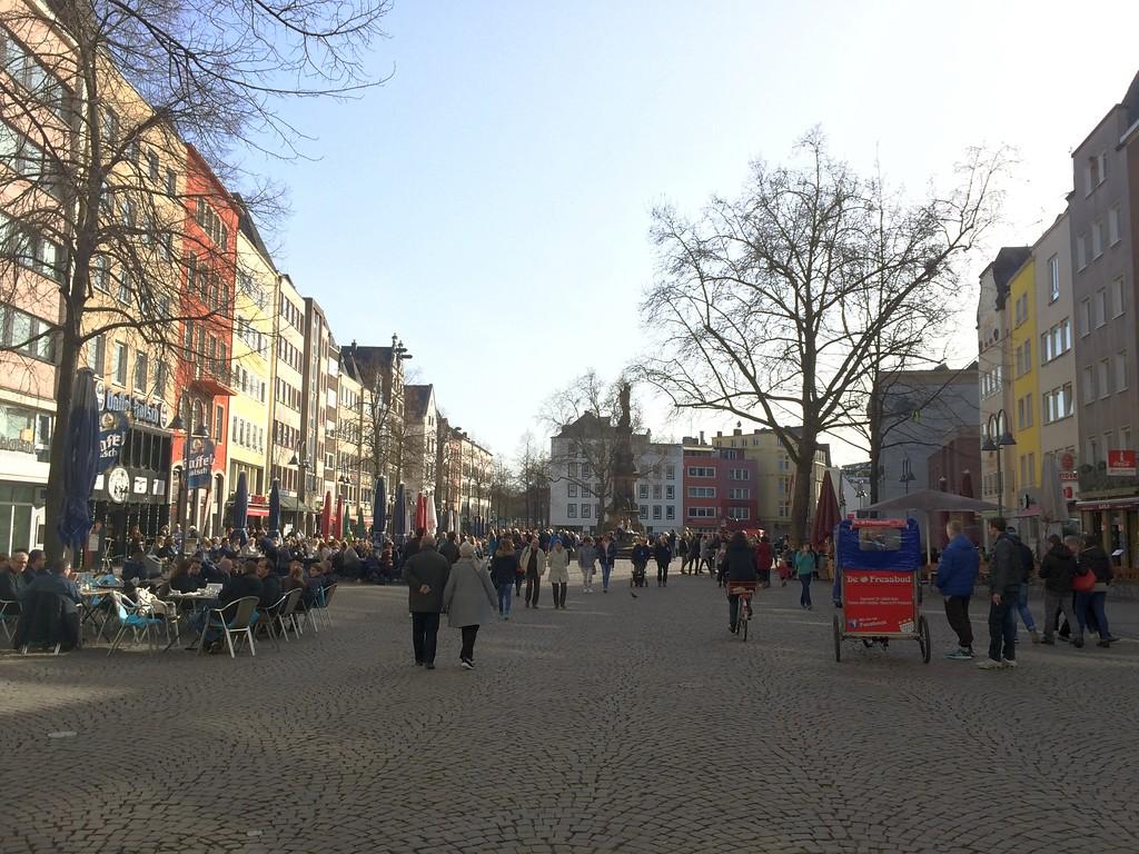 Alter Markt in Altstadt-Nord   Objektansicht