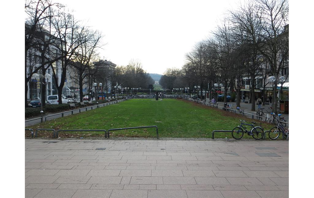 Der Kaiserplatz in BonnKaiserplatz