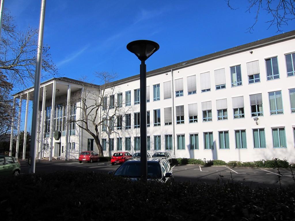 Ehemaliges Bundesministerium für Post und Fernmeldewesen | Objektansicht