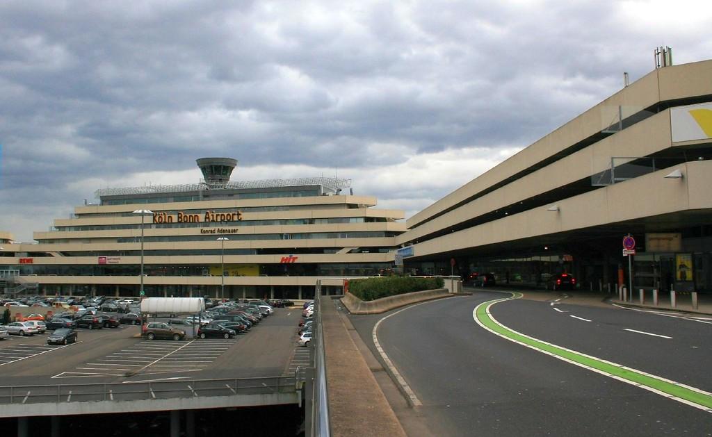 Flughafen k ln bonn konrad adenauer objektansicht for Tegel flughafen anfahrt