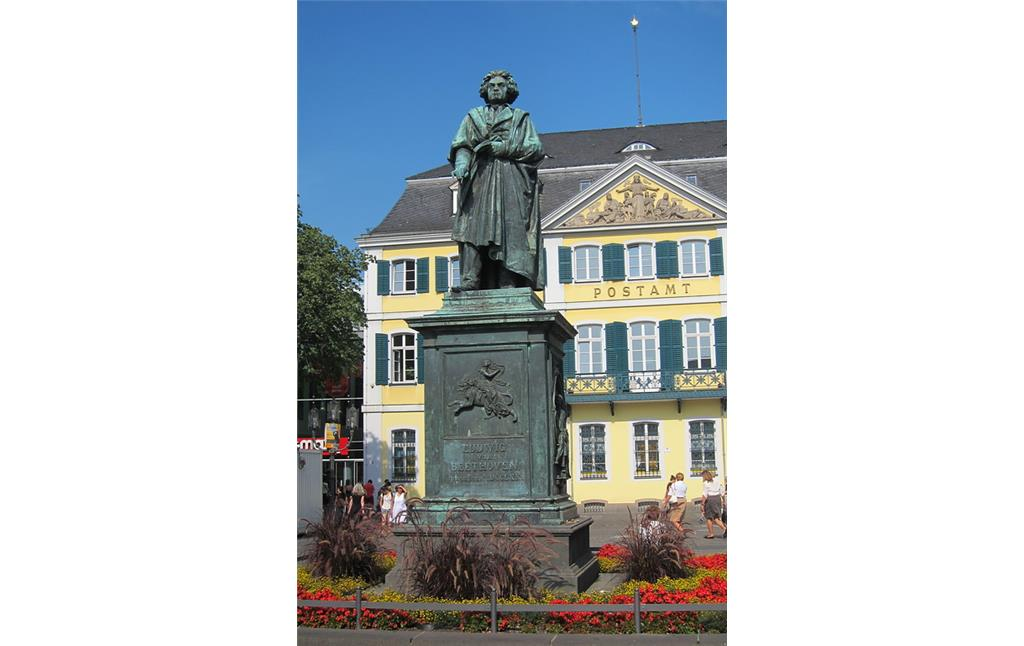 beethovenstatue in bonn objektansicht. Black Bedroom Furniture Sets. Home Design Ideas