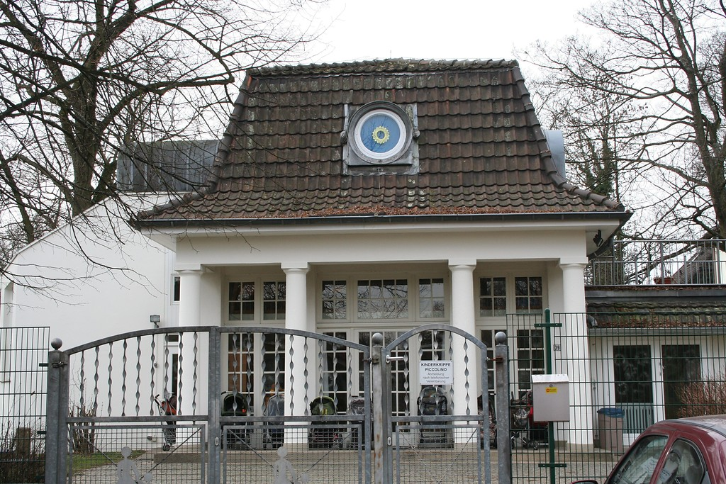 RWTH Kinderkrippe, Melatener Str. 39 in Aachen