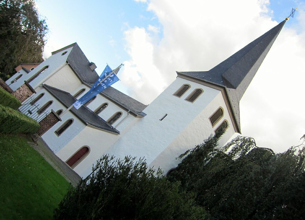 Pfarrkirche Sankt Georg in Altenrath (2011)