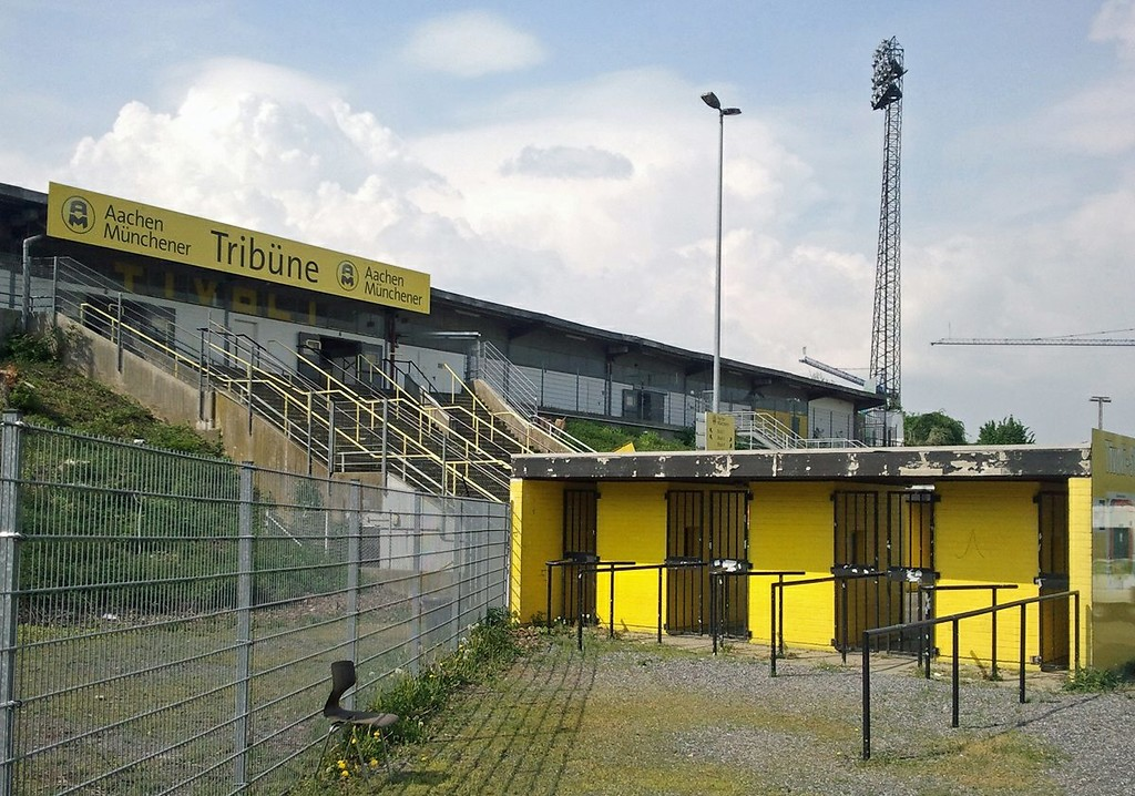 Tivoli Aachen Heute