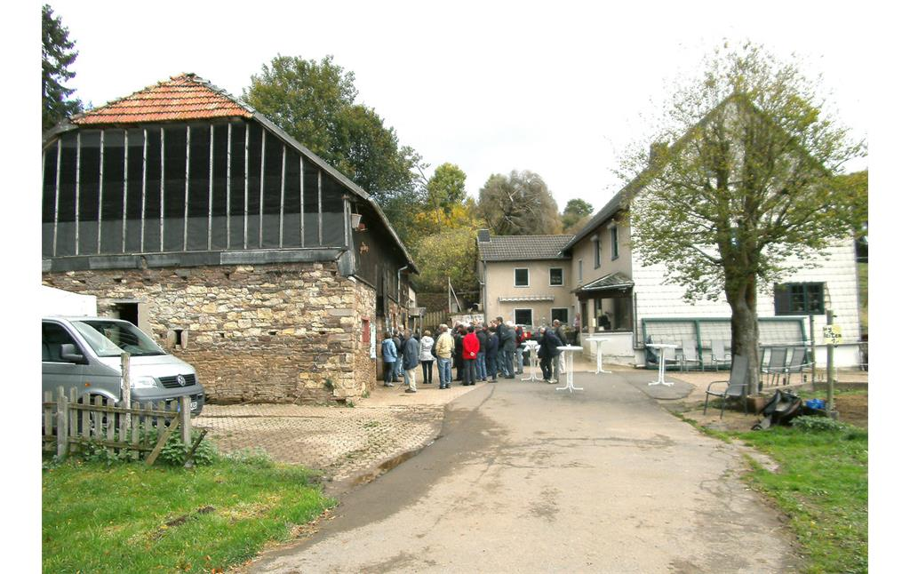 Obermühle am Glaadtbach (2012)