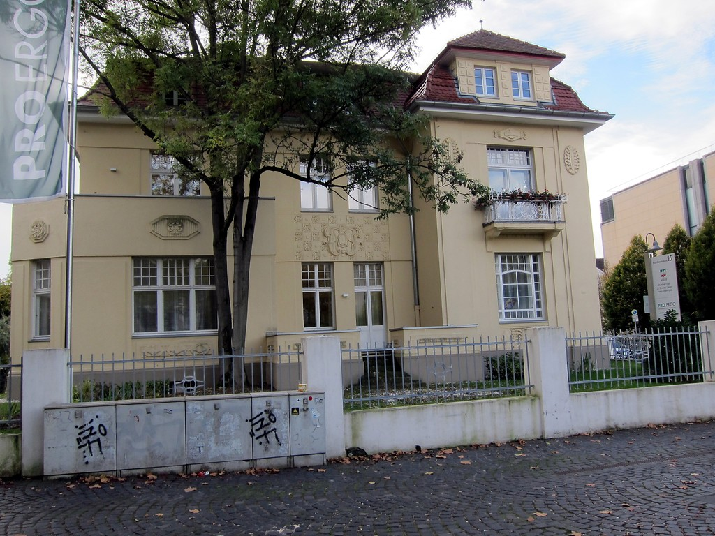 Villa Willy-Brandt-Allee 16 in Bonn (2014)