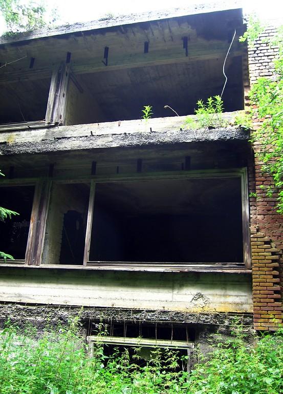 Ruine Der Adenauervilla Objektansicht