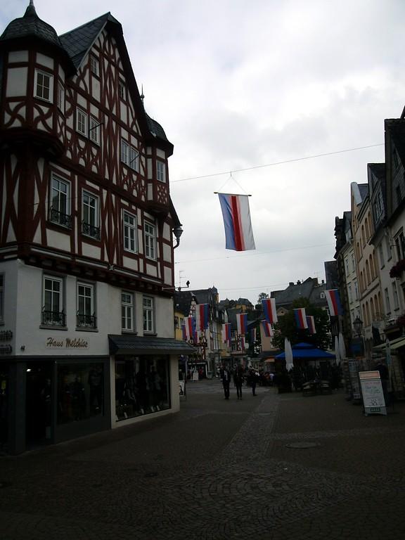 Großer Markt in Montabaur   Objektansicht