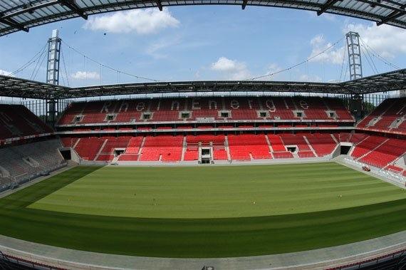 Mungersdorfer Stadion Objektansicht